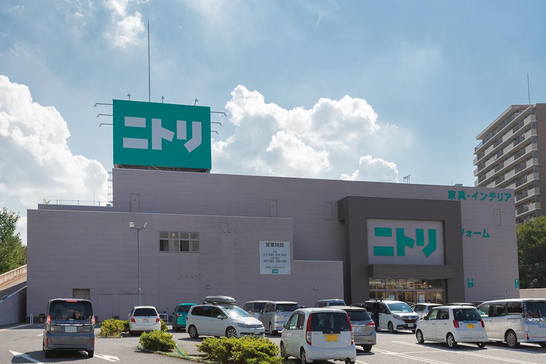 ニトリ成増店  徒歩約12分(約950m)