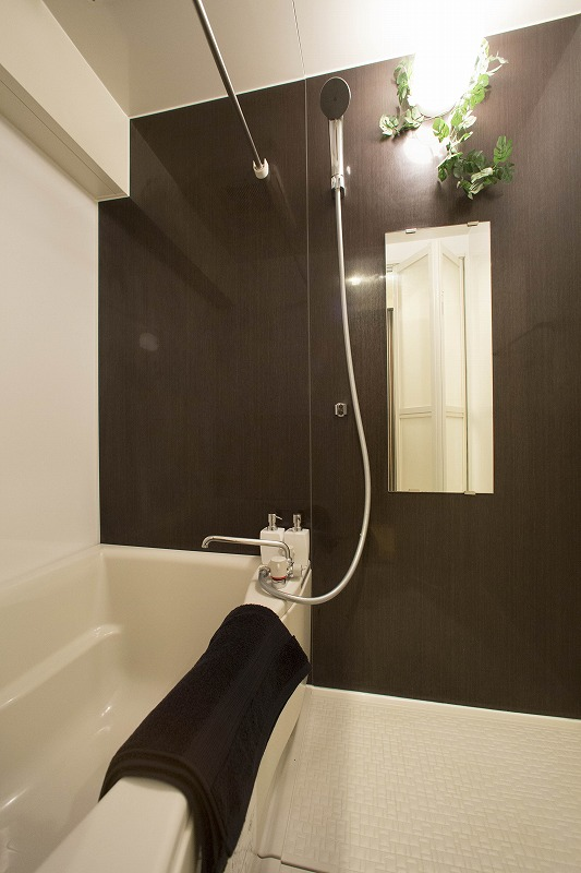 浴室乾燥機付で心地よいバスタイムを実現!