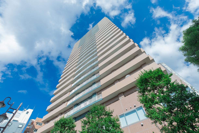23階建てタワーマンション
