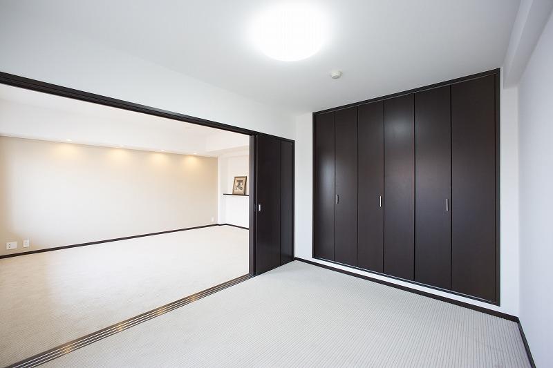 便利な全居室収納スペース付き