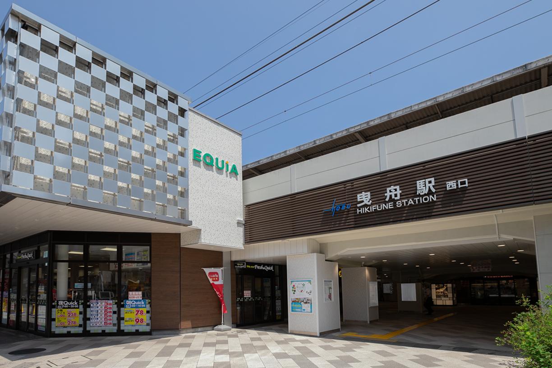 東武スカイツリーライン・亀戸線「曳舟」駅 徒歩約9分(約550m)