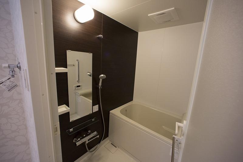 浴室、オートバス