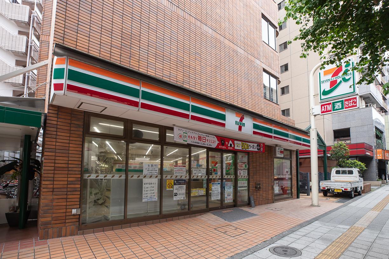 セブンイレブン世田谷池尻2丁目店   徒歩約1分(約70m)