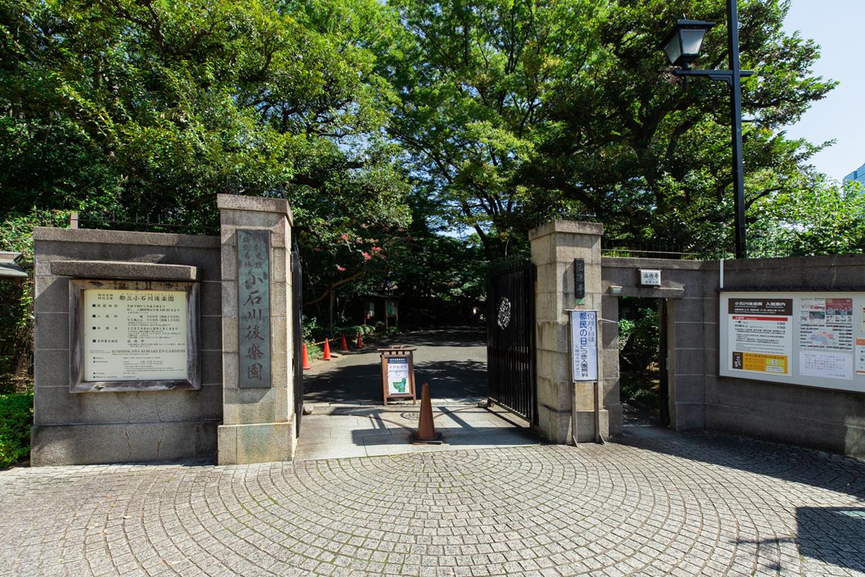 小石川後楽園 徒歩約14分(約1,100m)
