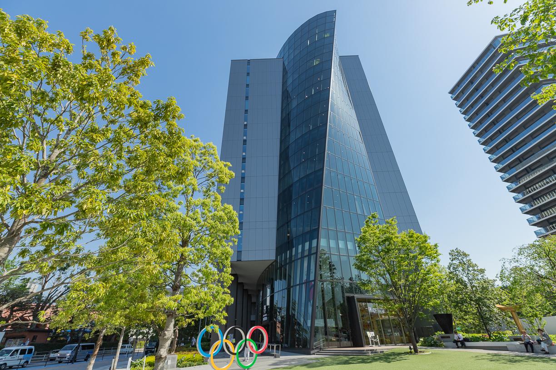 日本オリンピックミュージアム  徒歩約6分(約450m)