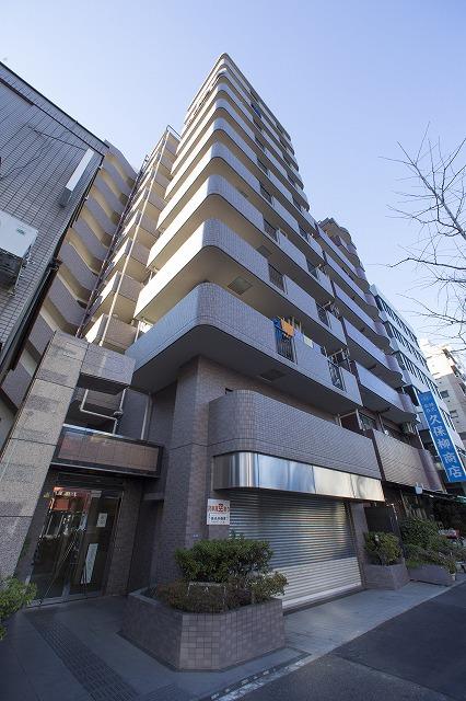 隅田川花火を鑑賞できる南東角部屋3LDK