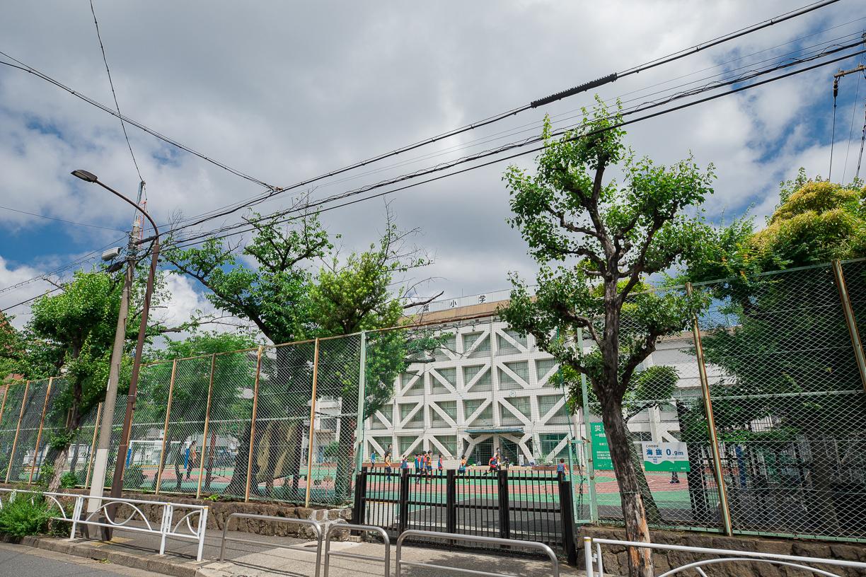 墨田区立二葉小学校  徒歩約8分(約580m)