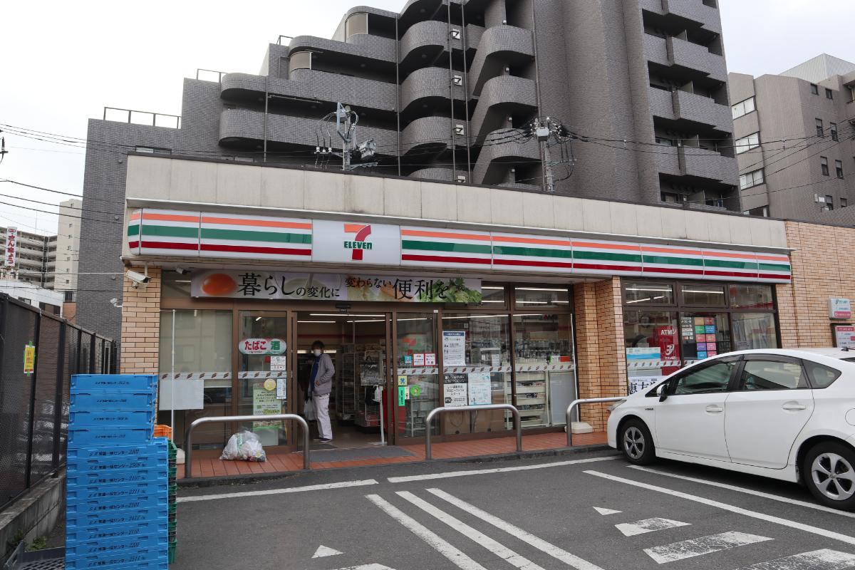 セブンイレブン新宿下落合北店 徒歩約5分(約339m)