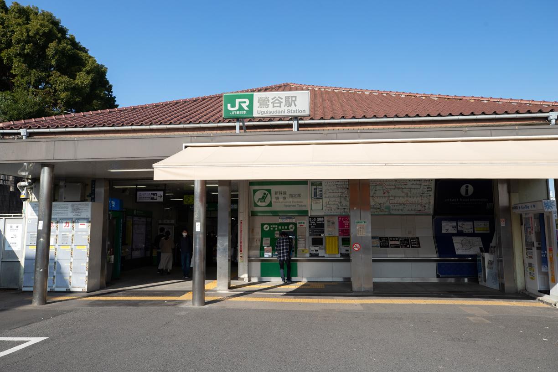 JR山手線「鶯谷」駅 徒歩約15分(約1,200m)
