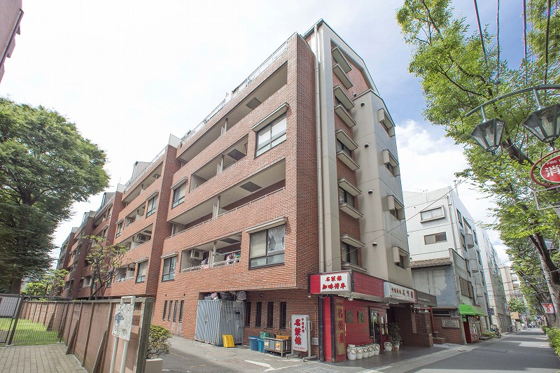 京王線「八幡山」駅徒歩4分!