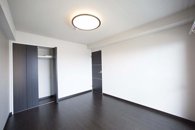 収納スペースで住空間もスッキリ広々