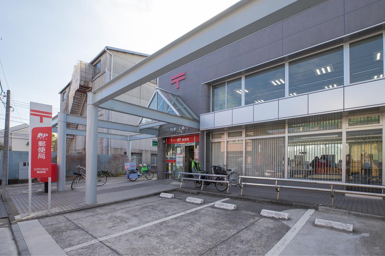 江戸川松江郵便局   徒歩約9分(約679m)