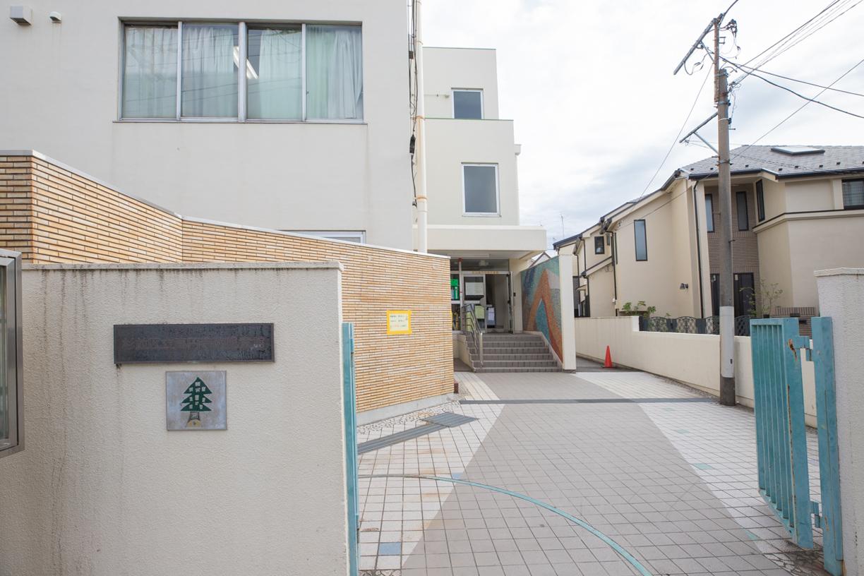 高円寺南児童館 徒歩約1分(約50m)