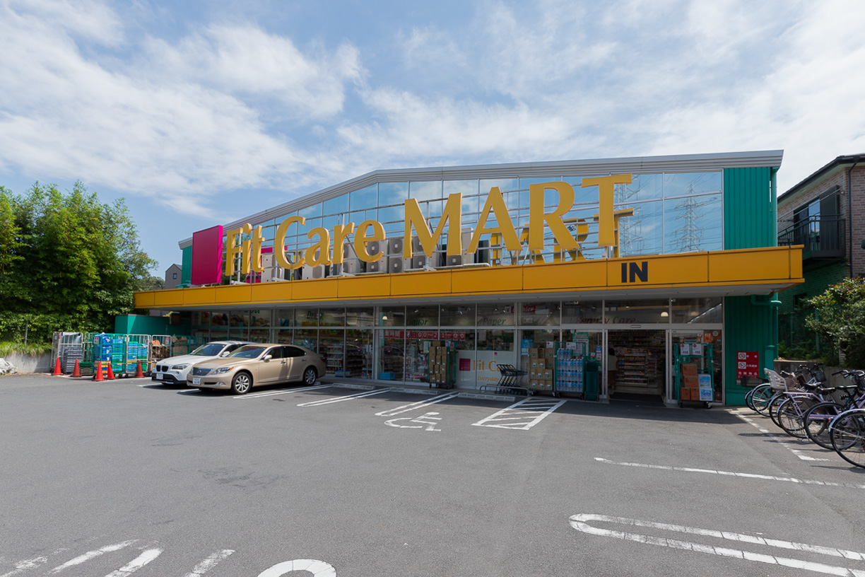 FitCareMART 戸塚町店 徒歩約9分(約650m)