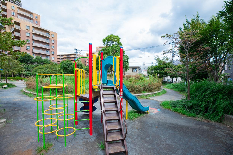町田堀ふれあい公園 徒歩約3分