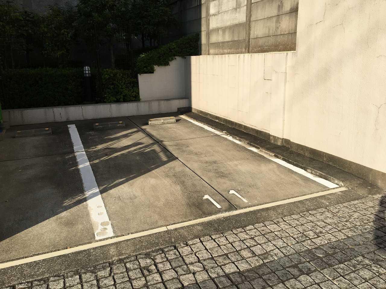 平置き駐車場 空き有ります