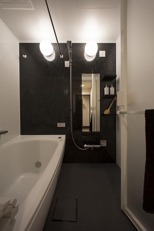 浴室換気乾燥機付、ユニットバス交換