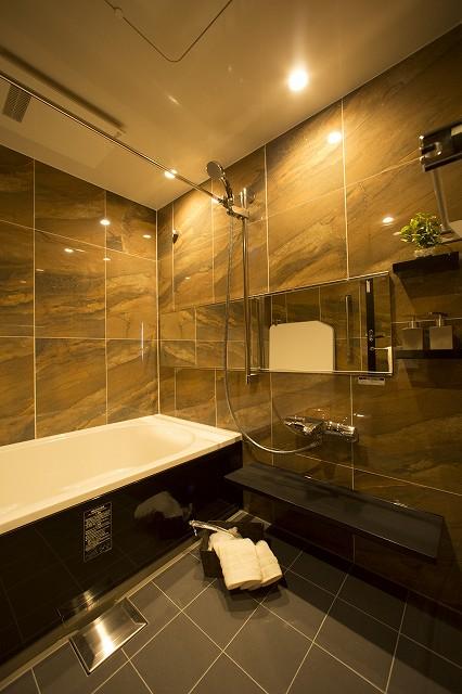 1618へ浴室サイズアップ・サーモタイル・浴室乾燥機付