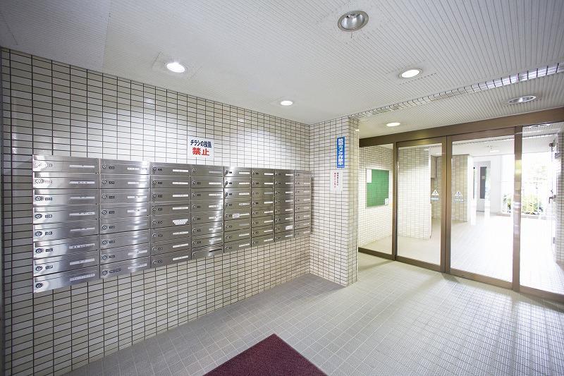 郵便受けポスト