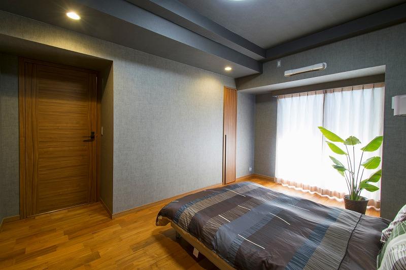 寝室(弊社施工例)