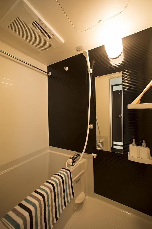 24時間換気機能付浴室暖房換気乾燥機(201号室)