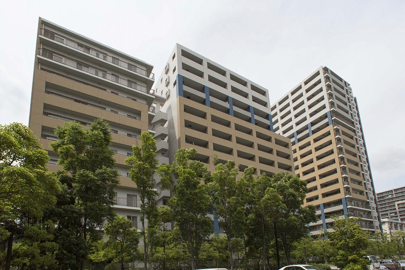 20階建の17階部分!